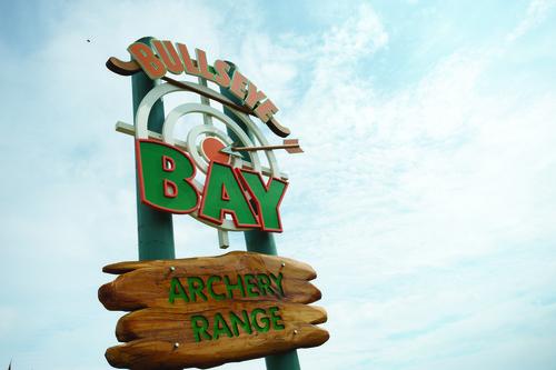 Bullseye Bay Archery Range