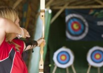 Archery in Bullseye Bay
