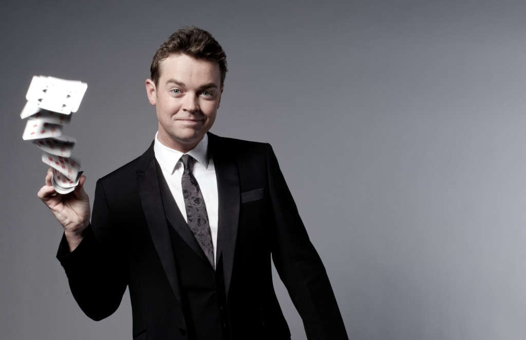 Stephen Mulhern started his career as a Butlins Redcoat in Minehead!