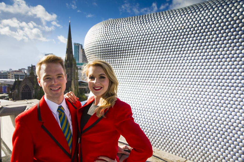 Butlins Redcoat auditions will be in London, Birmingham and Manchester