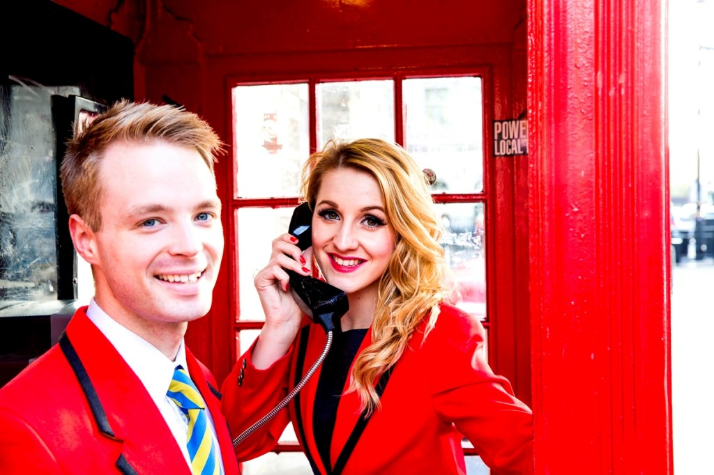 Butlins Redcoats are heading to London!
