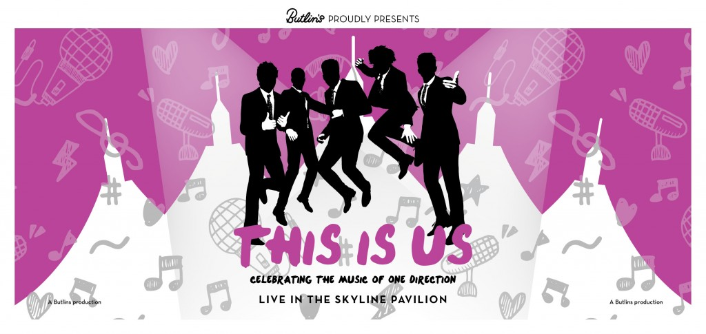 This Is Us - One Direction at Butlins in 2015