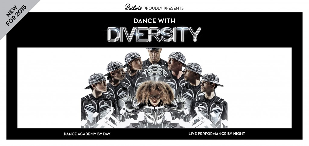 Dance with Diversity at Butlins in 2015