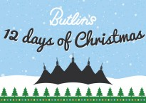 12 days of Christmas at Butlins