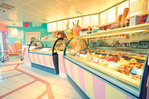 Skegness will get a brand new Scoop Ice Cream Parlour