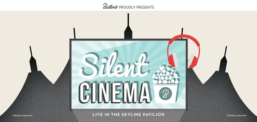 Experience our brand new Silent Cinema