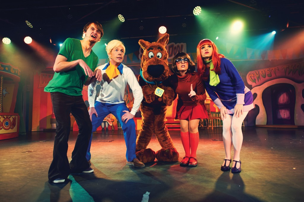 Solve Mysteries with Scooby-Doo!