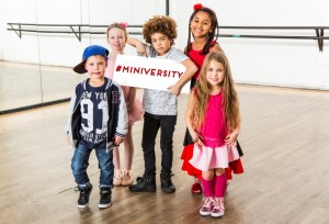 #Miniversity - the search for the UKs hottest new dancers