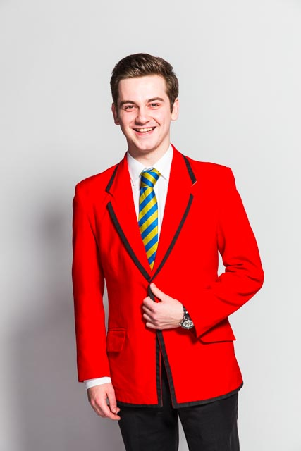 Meet Redcoat Nathan from Bognor Regis