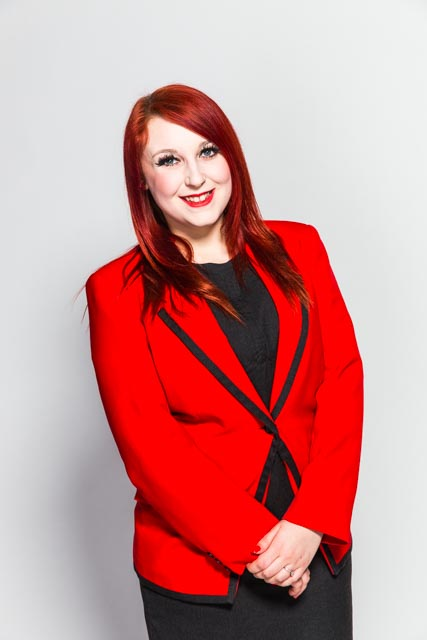 Redcoat Yasmine from Skegness