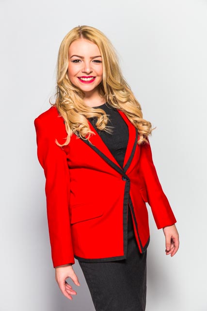Meet Redcoat Zoe from Skegness
