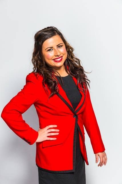 Redcoat Ellen from Skegness