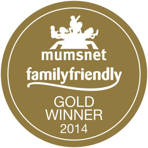 Mumsnet Gold Winner