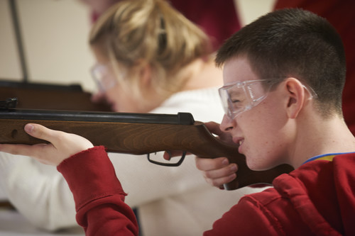 Precise Target Shooting