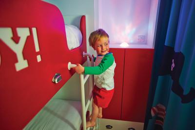 Kids Room in The Shoreline Hotel