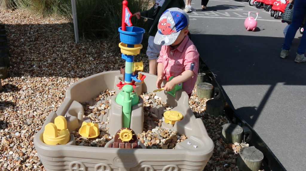 Little Tykes Town Sand Pit