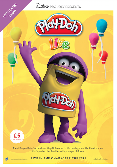 Playdoh Live Poster