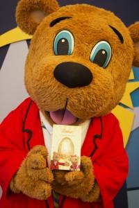 Billy Bear's Easter Egg