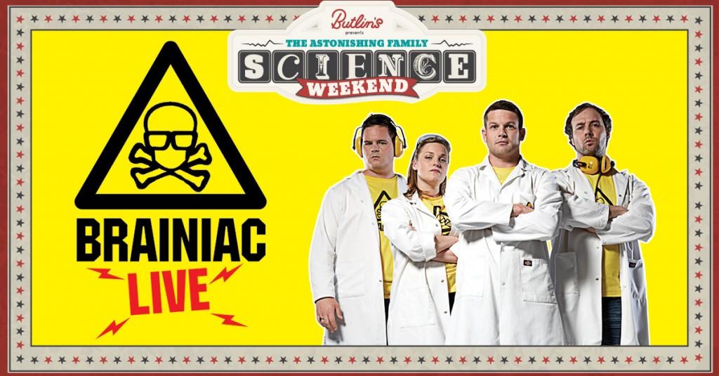 Brainiac Live Show