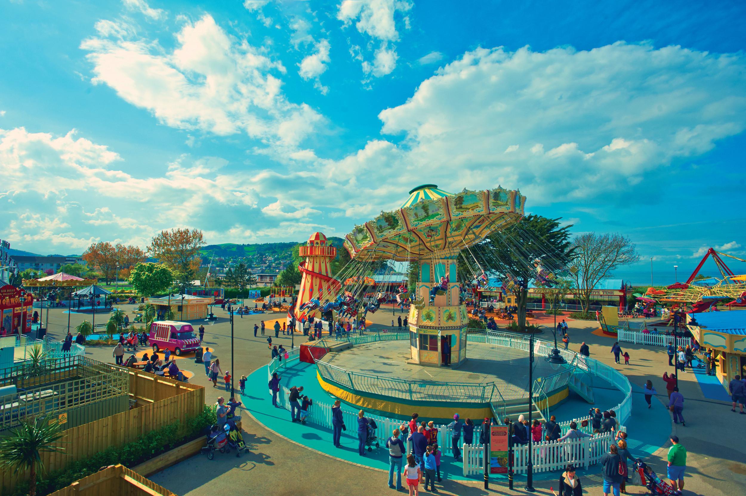 Butlin's Minehead Fairground
