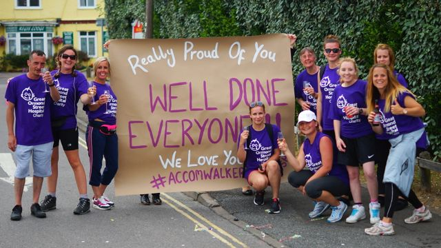Proud Accommodation Team