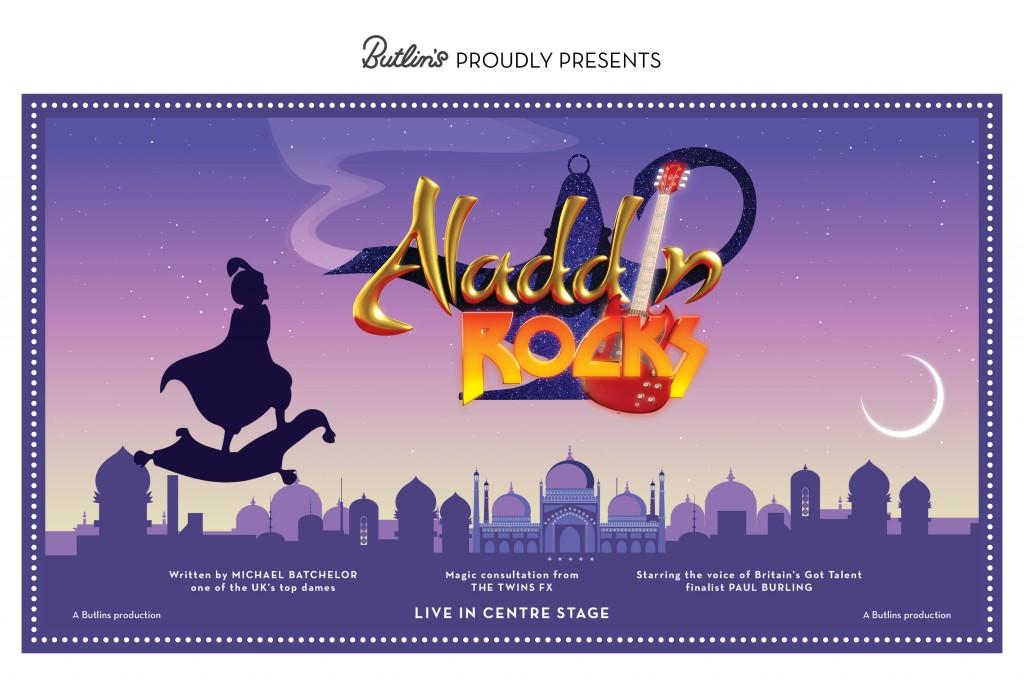 Aladdin Rocks