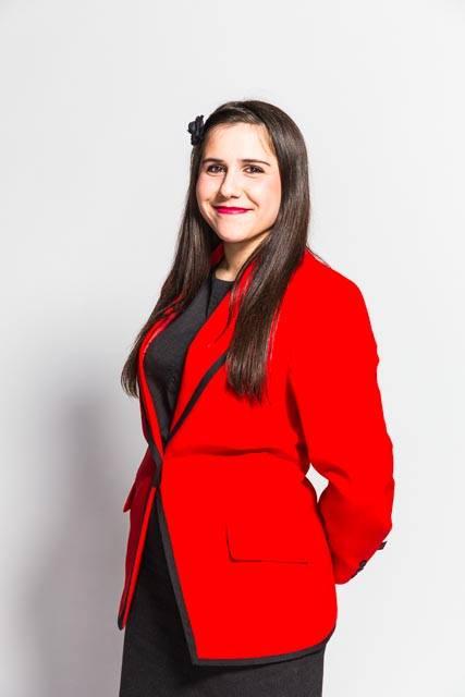 Redcoat Rosanna