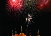 Butlin's fireworks