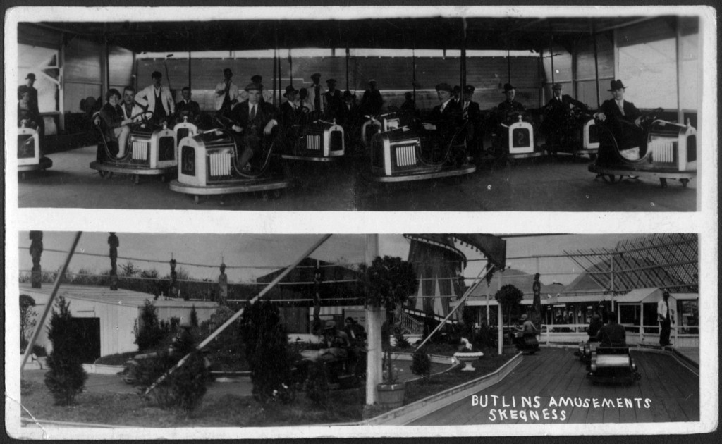 1928 Butlins Skegness  Amusements