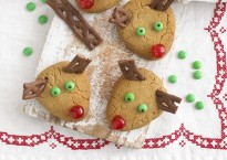 Ginger Reindeer Biscuits