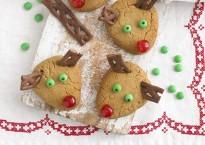 Ginger Reindeer Biscuits
