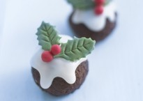 Delicious Christmas Pudding Truffles...