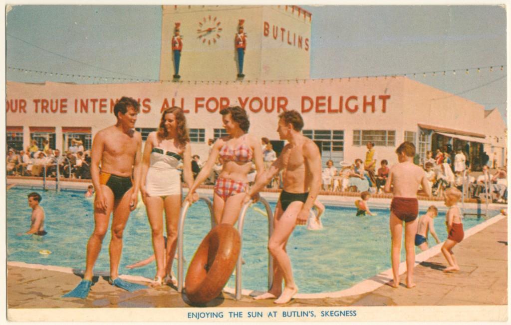 Butlin's Skegness, 1962
