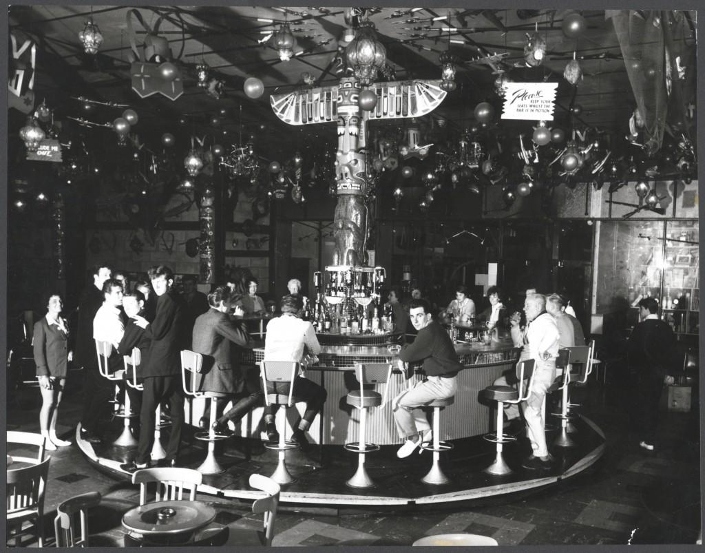Revolving Bar at Filey