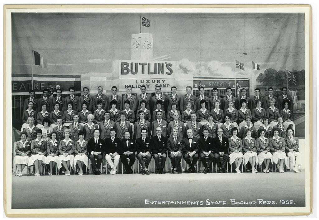 Butlin's Bognor Regis Redcoats, 1962