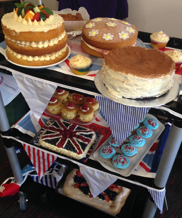 Butlins Bake Off for Great Ormond Street Hospital Charity
