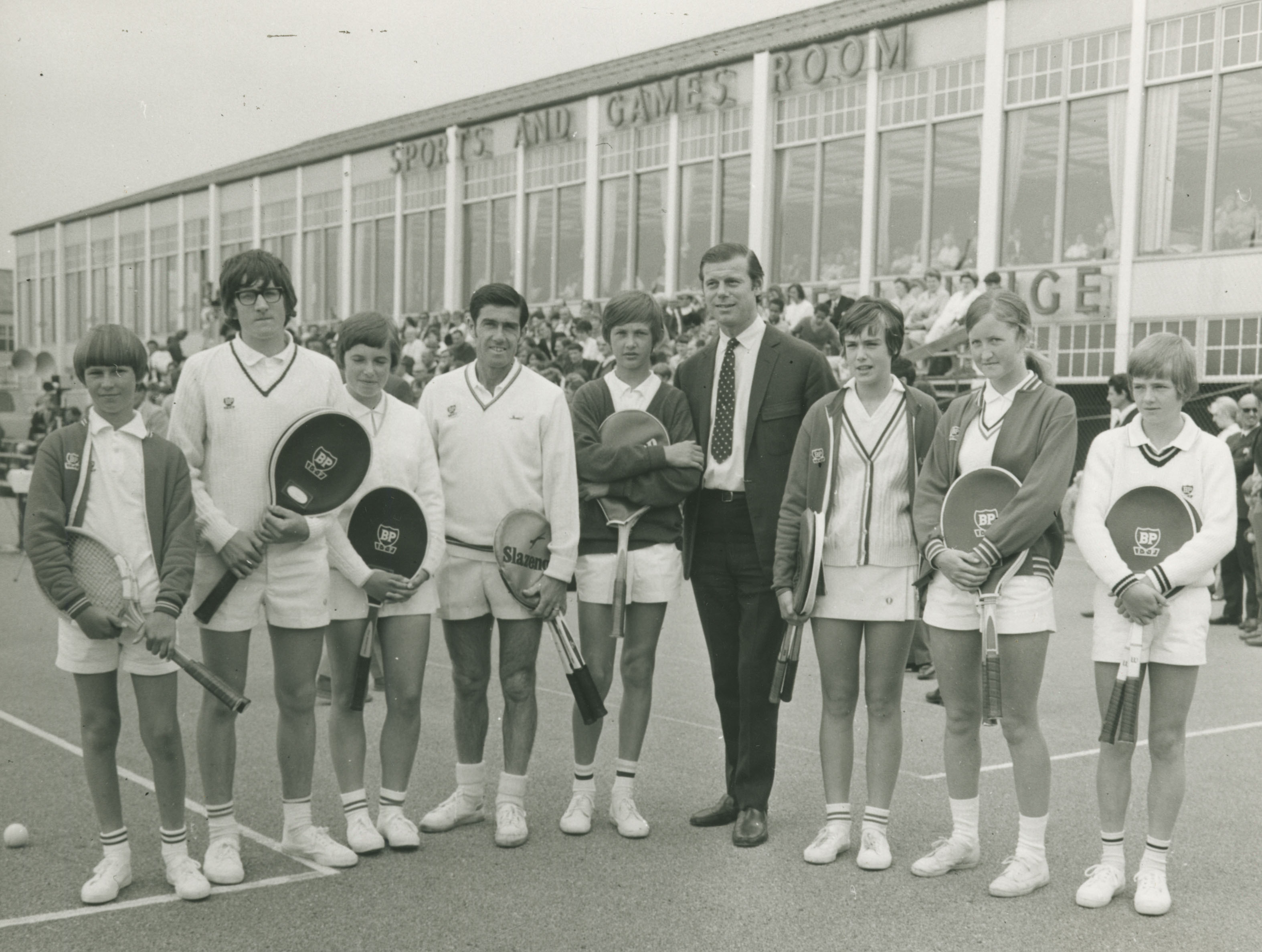 We ve been rallying since the 1930s Tennis at Butlin s