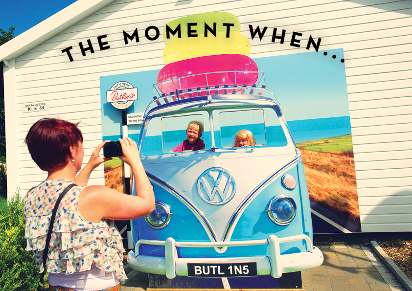 Butlins Moment Campaign 2016 | Competition