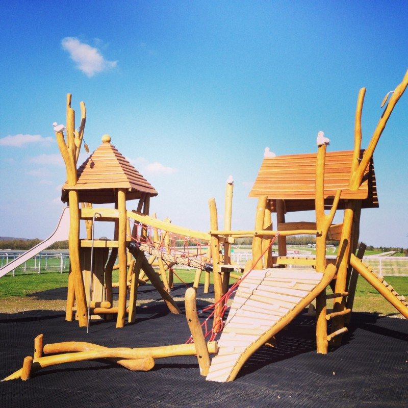 The Butlins Playground at Goodwood Estate 2015