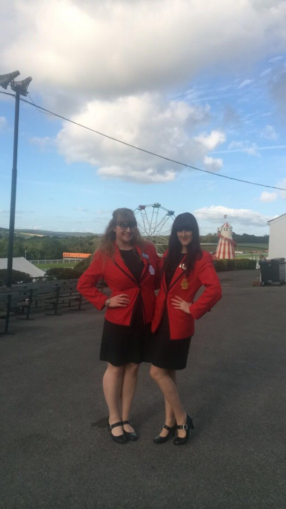 Butlins Redcoats at Goodwood Estate 2015