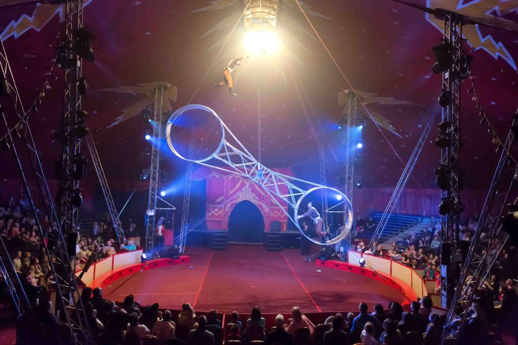Gandey Productions | Wheel of Death at Butlins Skegness