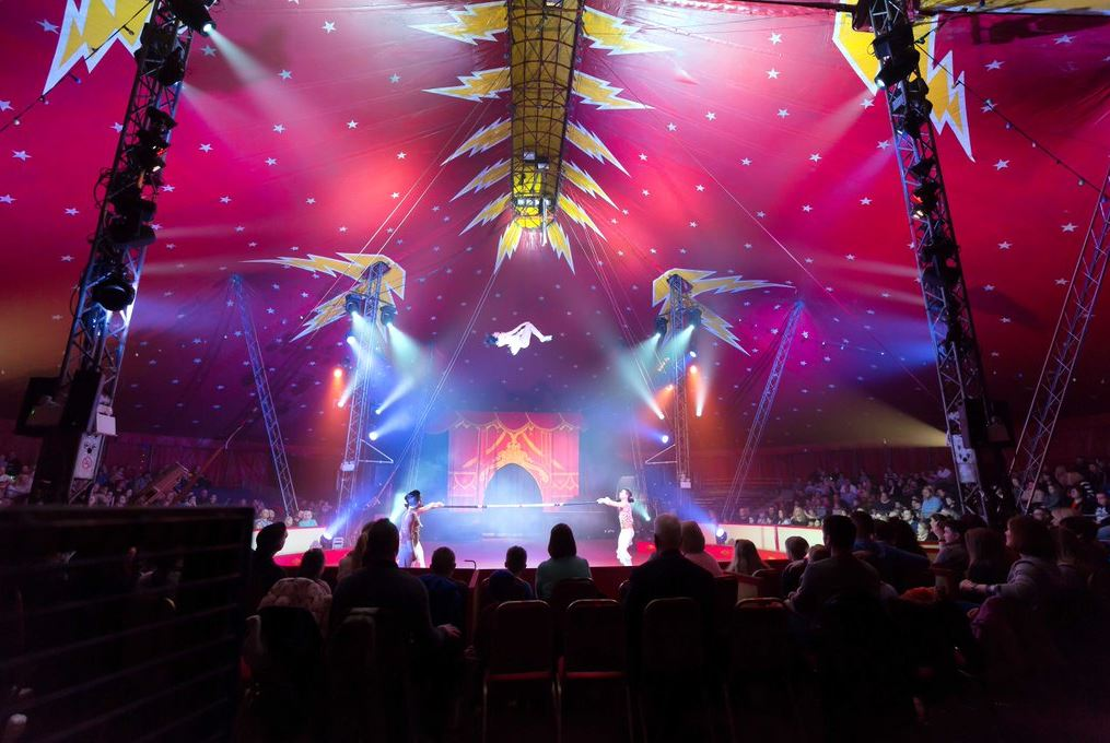 Gandey Productions | Butlins Big Top Circus