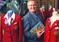 Roger Billington, Head of Archive at Butlins, 2016