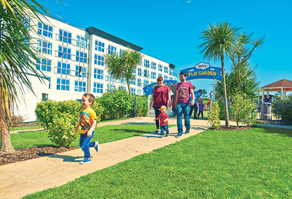Just For Tots breaks at Butlins