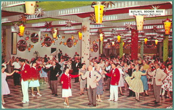 Butlins Heritage - Entertainment at Butlin's
