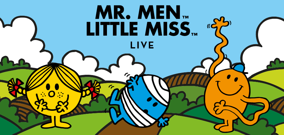 Mr Men™ Little Miss™