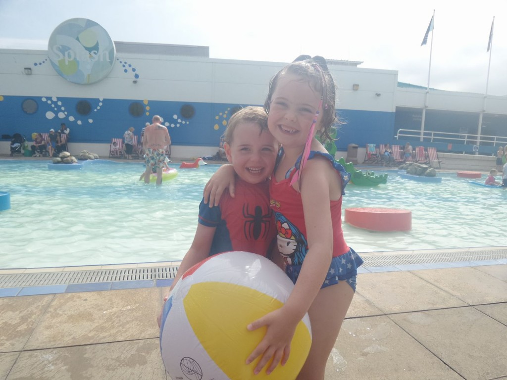 Memory Day | Splash Waterworld at Butlin's | Shared by Joylindsey Mahoney | Butlin's Blog