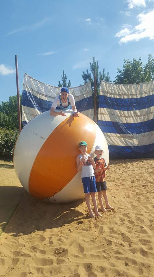 Memory Day | Beach area at Butlin's | Shared by Kim Blackshaw | Butlin's Blog