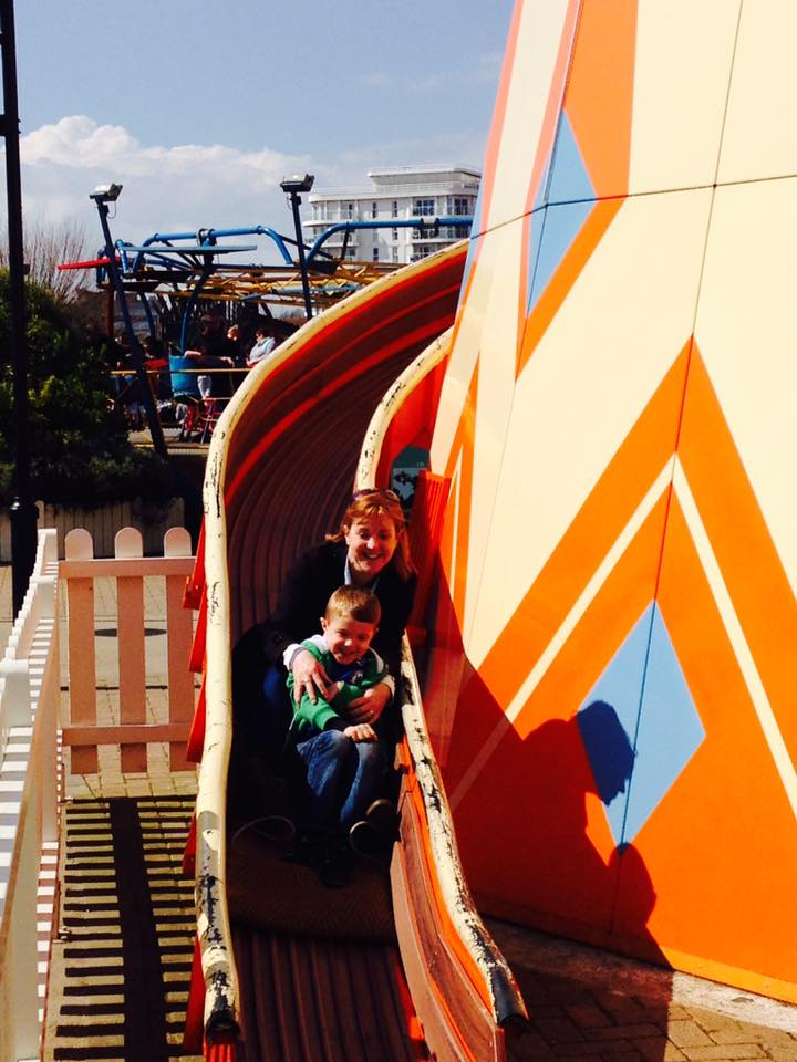 Memory Day | Fairground at Butlin's | Shared by Lisa Hewison | Butlin's Blog