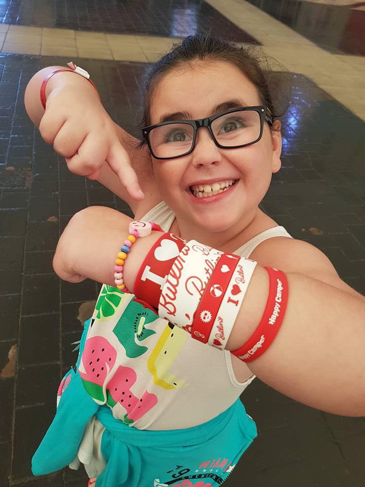 Memory Day | Butlin's wristbands at Butlin's | Shared by Margaret Watkins | Butlin's Blog